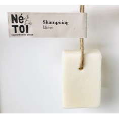 Shampoing bière