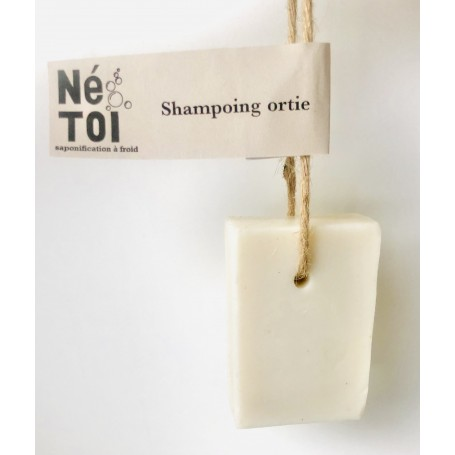 Shampoing ortie